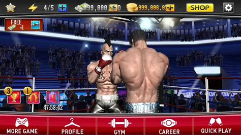 mod game punch boxing update punch boxing 3d v1 1 0 mod youtube