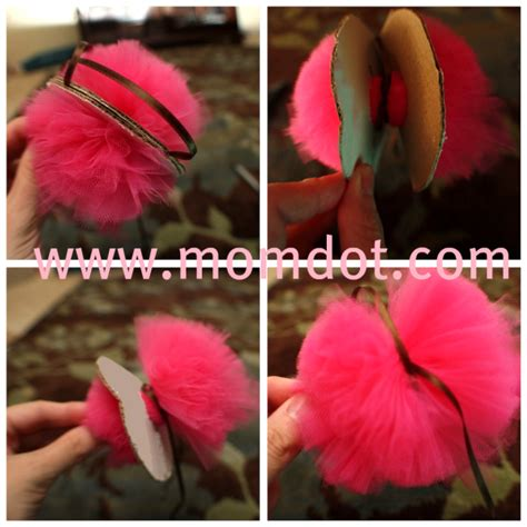 How To Make Paper Pom Poms Balls - how to make a tulle pom pom