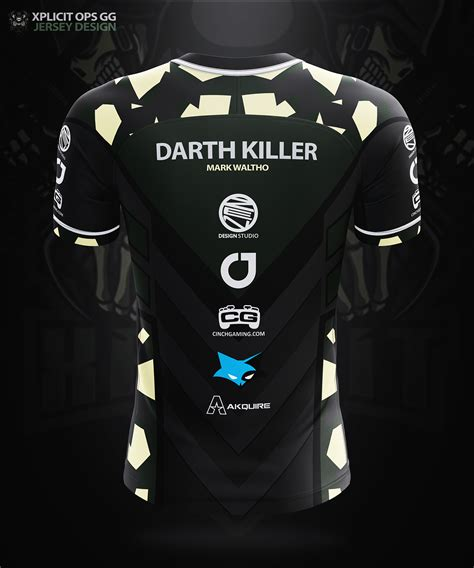 jersey hammers esports akquire clothing co esports team jersey designs on behance