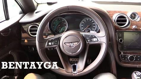 2017 bentley bentayga interior bentley bentayga 2017 2018 interior review