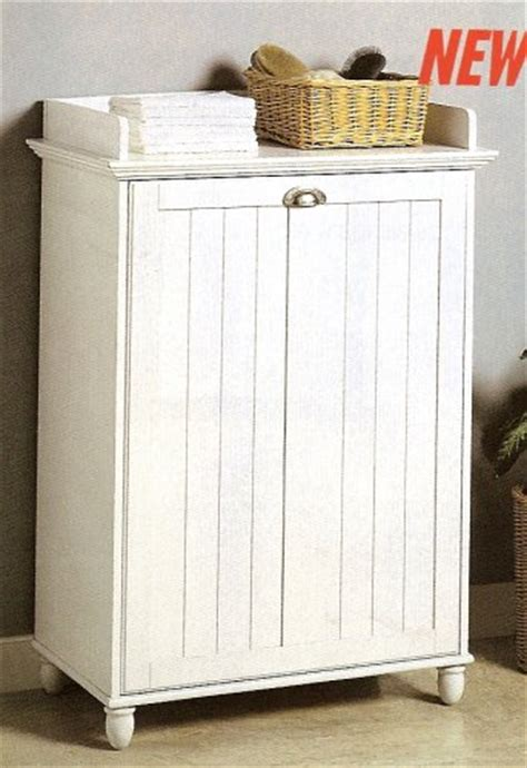 White Finish Wood Laundry Basket Her W Removable White Wood Laundry
