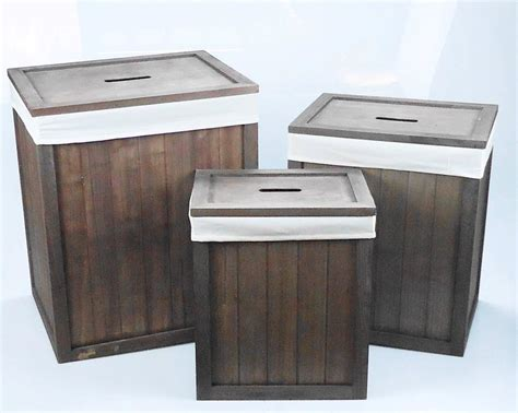 wooden bathroom bin wooden brown white kids playroom toy box chest bathroom