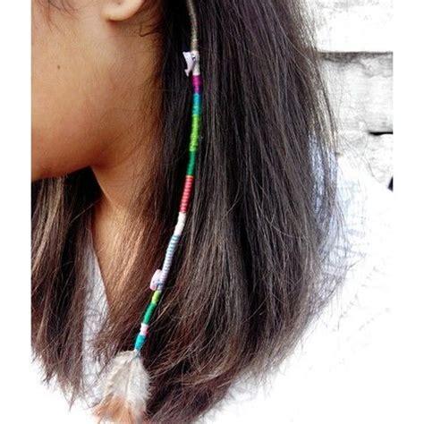 hair beading a thread hair wrap also known as hair beading hair