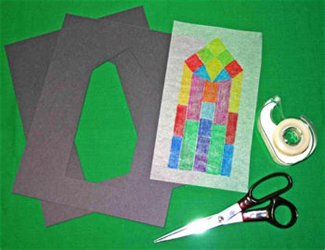 How To Make A Window Out Of Paper - how to make a window out of paper 28 images cardboard