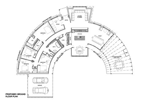 the curve floor plan coster s curve by projects architecture