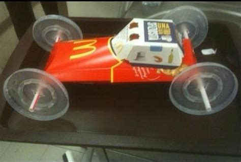 how to build a car books make a fast food pinewood derby car
