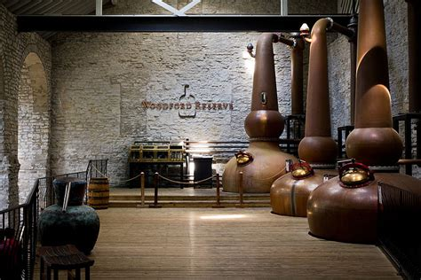 the barrel room at woodford reserve photo credit file woodford reserve distillery 27527 3 jpg wikimedia