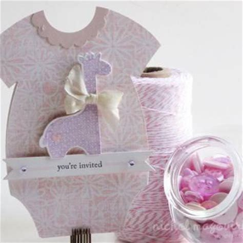 Handmade Baby Shower Invitations Ideas - baby shower invites for a baby handmade card ideas