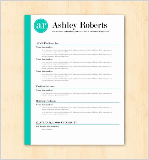 ms word modern resume templates modern resume template free 317340 resume ideas