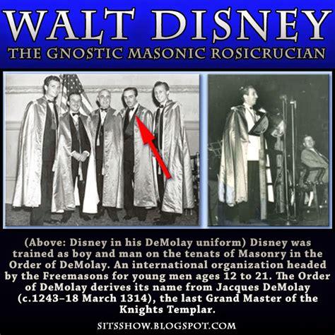 Gnosis March 2 Freesul walt disney the gnostic masonic rosicrucian stillness in the
