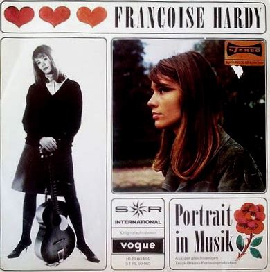 françoise hardy all because of you francoise hardy jazz age