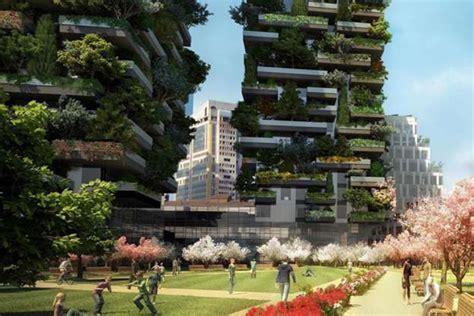 Vertical Garden Milan Just How Green Is Milan S Vertical Forest