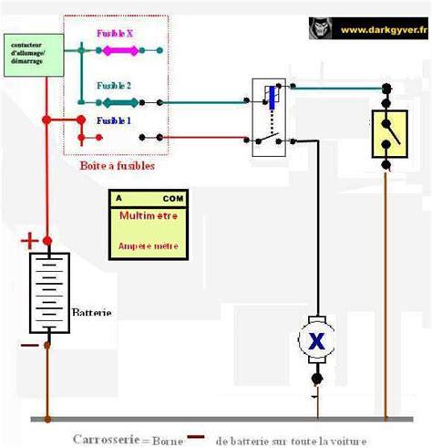 Tester Un Fusible Sans Multimetre 3914 by Rta Bmw De Darkgyver Mesure De Consommation De Courant