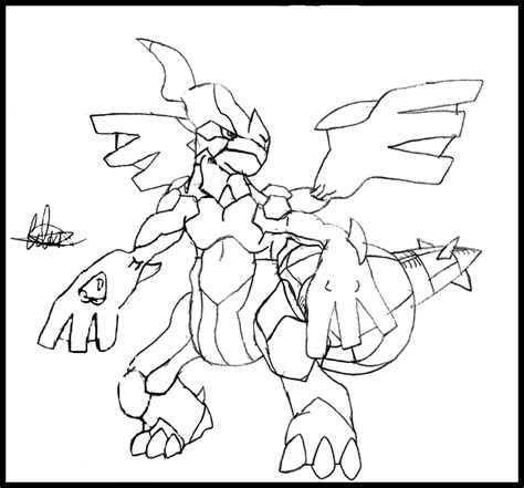 pokemon coloring pages zekrom full size of coloring pagespokemon pages black and white
