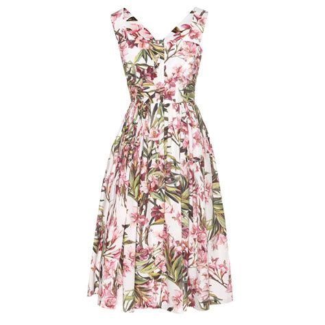 Summer Dress Flower flower summer dress trend 2016 2017 fashion gossip