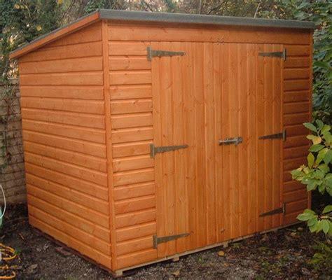 pent garden shed storage shed