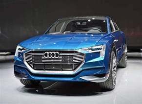 2016 Audi Q6 Report Hydrogen Powered Audi Q6 To Debut At 2016 Detroit