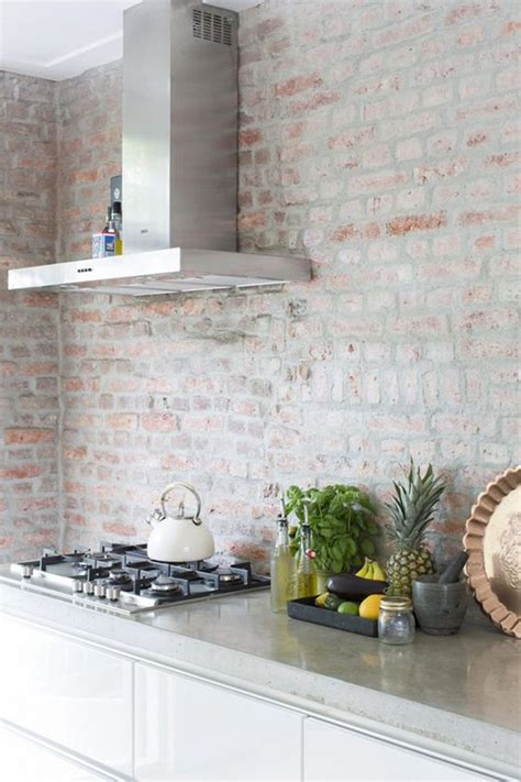 brick kitchen walls 30 trendy brick accent wall ideas for every room digsdigs