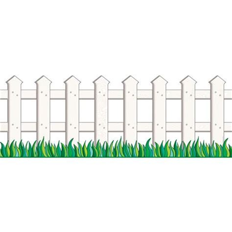 free fence template coloring pages
