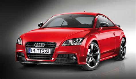 Audi Tt Rot by Misano Red Audi Tt Coup 233 S Line Competition Eurocar News