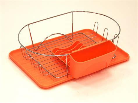 Tupperware Dish Drainer Rack Pink oval dish drainer rack blue white green orange pink