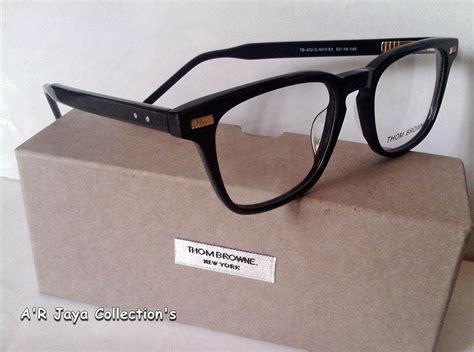 Frame Kacamata Thombrowne 709 jual frame kacamata optik trendy thom browne tb 402 fadika shop