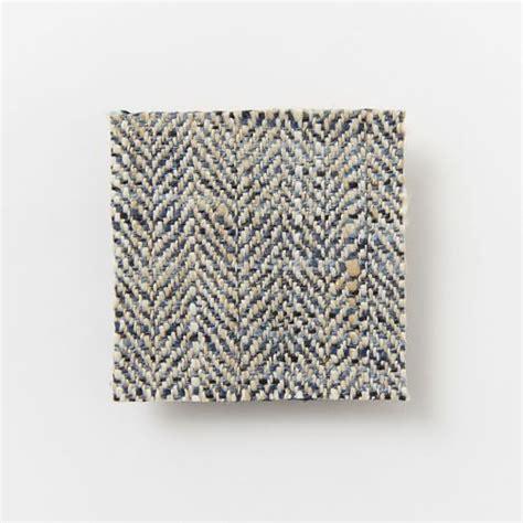 West Elm Upholstery Fabric Fabric By The Yard Herringbone Tweed West Elm Fabric