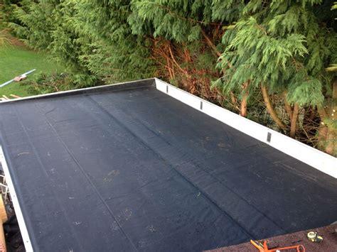 epdm rubber roof keops interlock log cabins