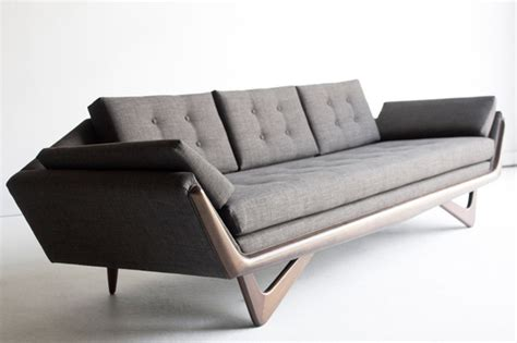 Modern Sofa   Craft Associates® Sofa 1404   Modern   Sofas