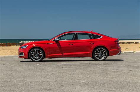 Audi S5 Sportback Test by 2018 Audi S5 Sportback Test A More Indulgent