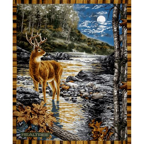 Realtree Quilting Fabric by Fabric