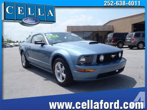 cars for sale in new bern nc 2007 ford mustang gt for sale in new bern carolina