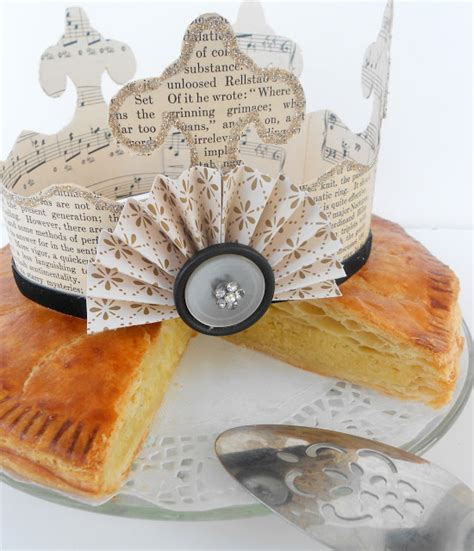 Make Paper Crown - jennuine by rook no 17 how to make a vintage inspired