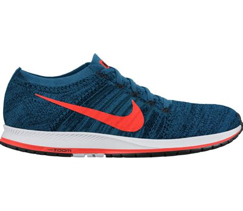 Sepatu Nike Zoom Flyknit Streak nike zoom flyknit streak 6 racing s running shoes blue orange buy it at the keller