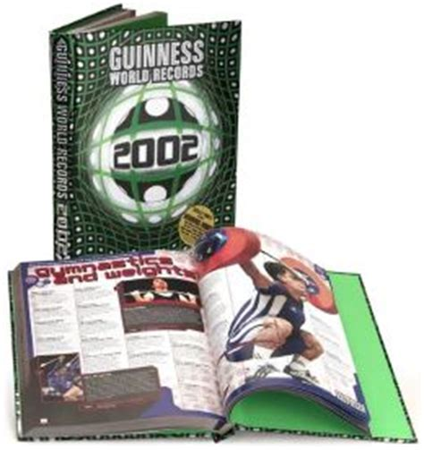 guinness world records 2002 guinness world records 2002 by guinness world records 9781402836374 hardcover barnes noble