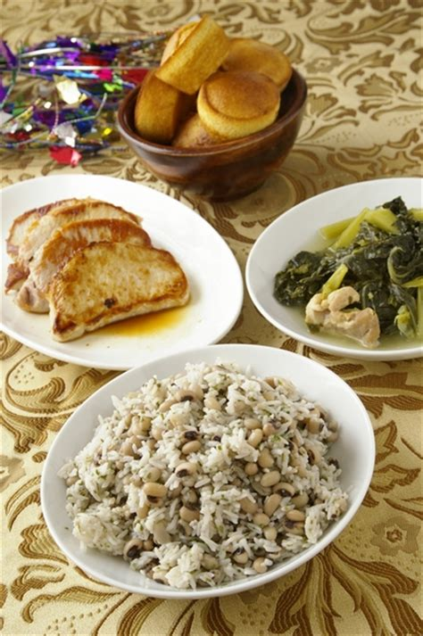 new year s day meal taste of southern taste of southern 伝統的な南部の新年メニュー traditional southern new year s day meal a