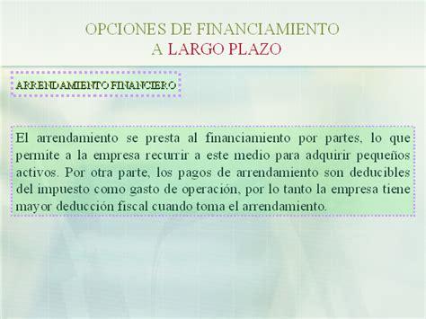deduccion fiscal empresa de arrendamiento deduccion de arrendamiento financiero 2015