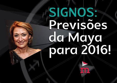 horoscopo maya 2016 as previs 245 es do hor 243 scopo para 2016 movenot 237 cias