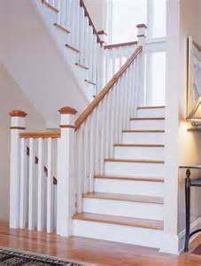 Square Stair Spindles by Brosco Wood