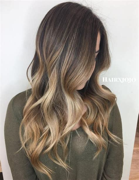 does hair look like ombre when highlights growing out las 25 mejores ideas sobre balayage en pinterest y m 225 s