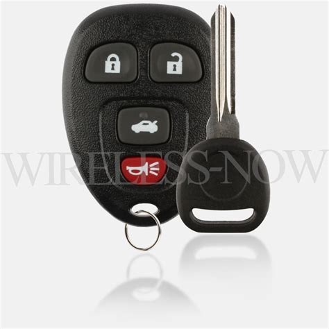 replacement for 2009 2010 2011 2012 chevrolet malibu key