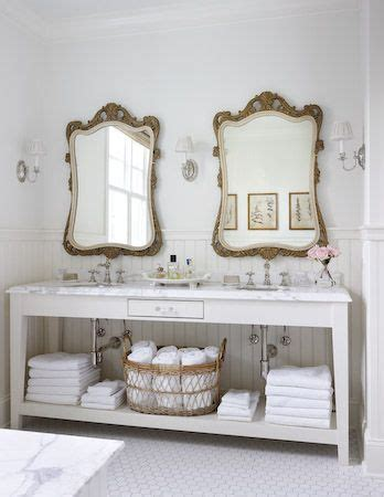 french style bathroom mirror european style bathroom home decor and interior