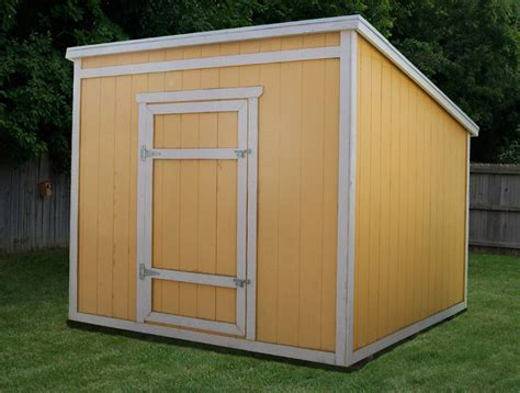 Lean To Shed by Lean To Quality Shedsquality Sheds