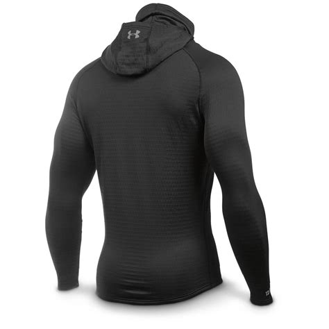 Baselayer Armour 2 armour s base 2 0 hoodie 666041 base layer at sportsman s guide