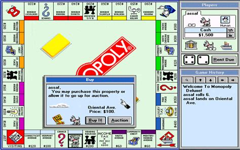 full dos games free download download monopoly deluxe my abandonware