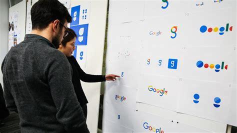 new layout en español nouveau logo google