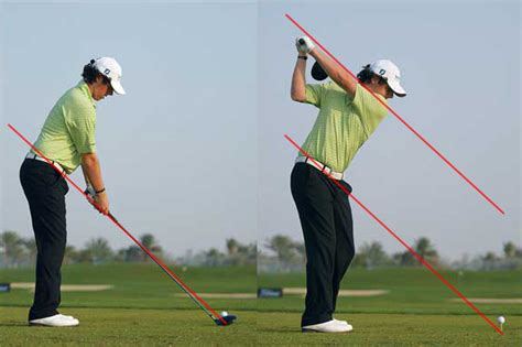rory golf swing beginner s guide to golf part 4 the full golf swing