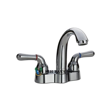 sir faucet 704 two handle lavatory faucet