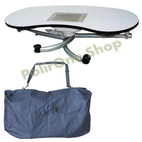 tavolo per fare le unghie tavolo pieghevole per manicure ricostruzione unghie con