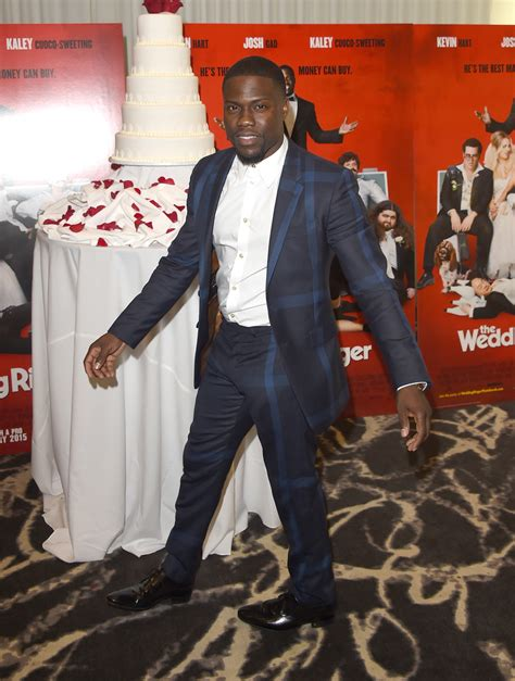 kevin hart in the wedding ringer photo call part 2